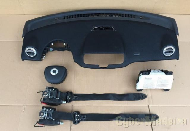 Airbag smart fortwo 451