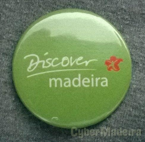 Crachat Discover Madeira