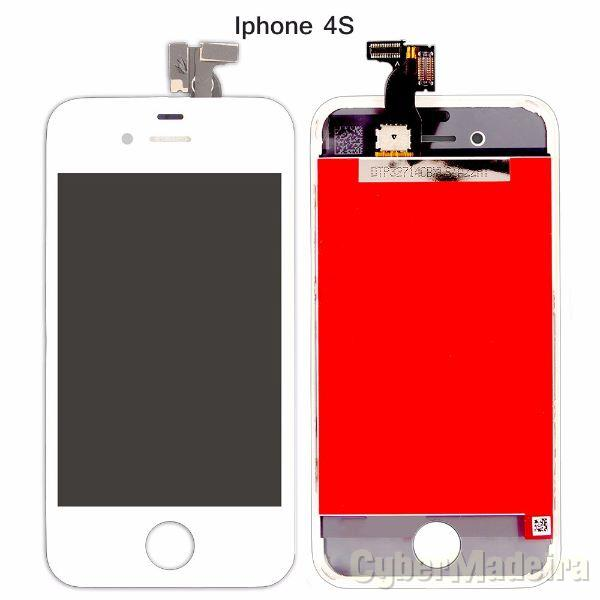 Iphone 4S LCD TOUCH IPHONE 4S Branco