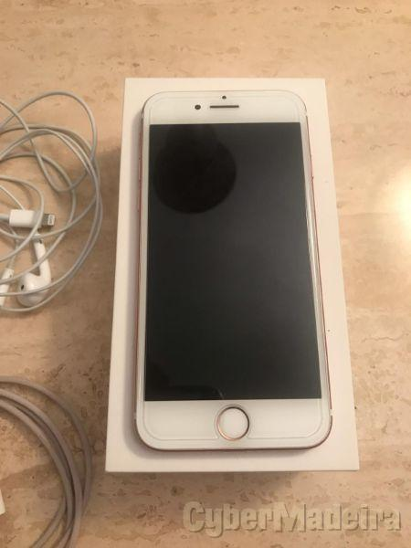 Vendo Iphone 7 128gb Rose Gold